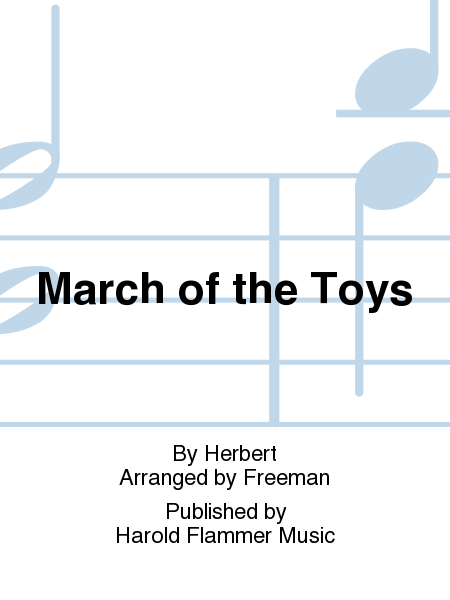 Cover of March of the Toys