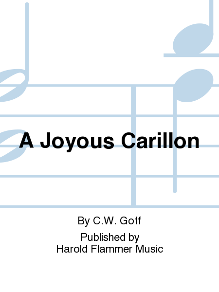 Cover of A Joyous Carillon