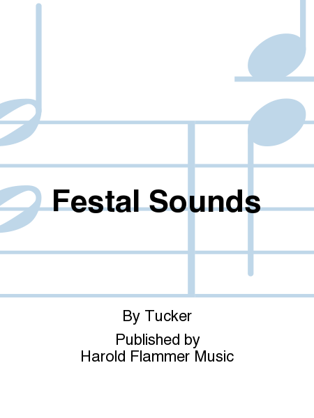 Cover of Festal Sounds