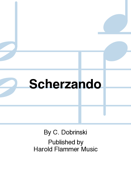Cover of Scherzando