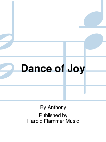 Cover of Dance of Joy