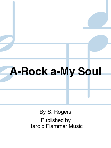 Cover of A-Rock a-My Soul