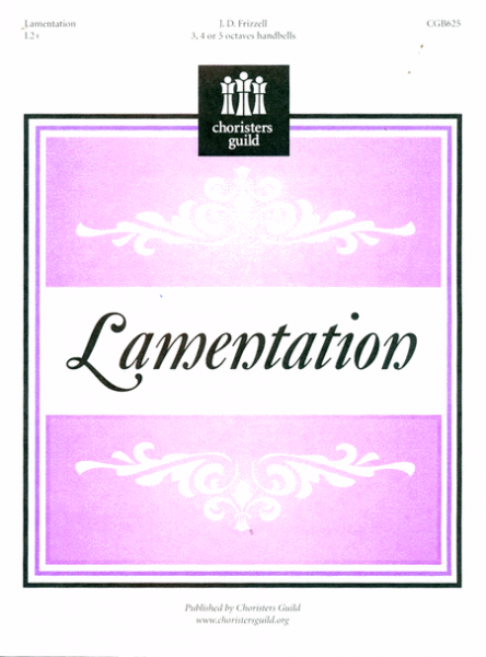 Cover of Lamentation