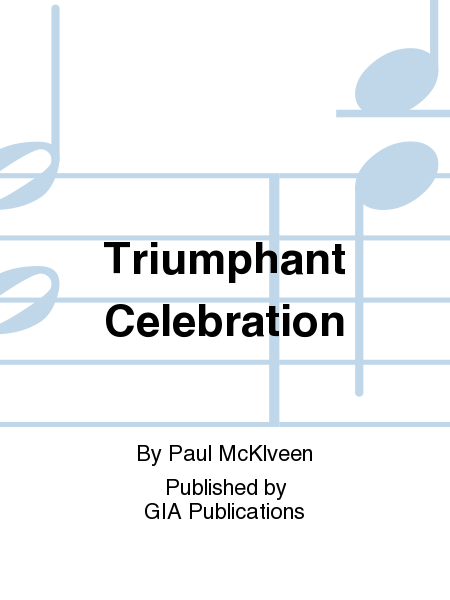 Cover of Triumphant Celebration
