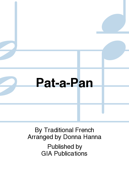 Cover of Pat-A-Pan