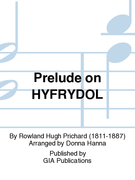 Cover of Prelude on HYFRYDOL