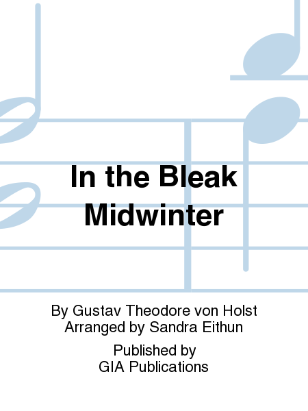 Cover of In the Bleak Midwinter