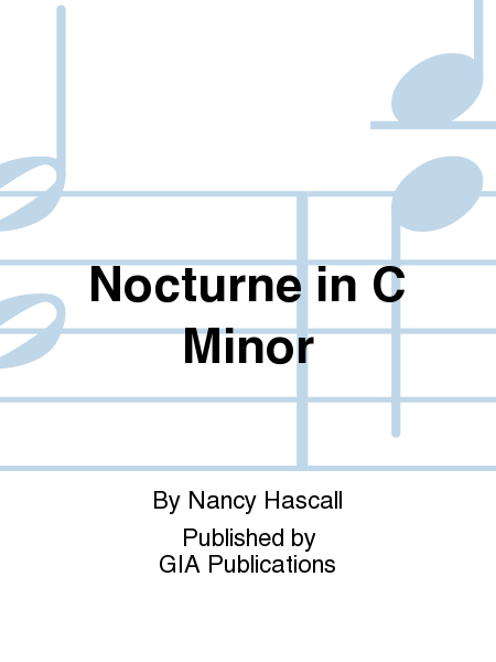 Cover of Nocturne in C Minor
