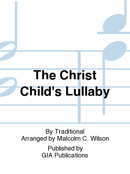 Cover of The Christ Child's Lullaby
