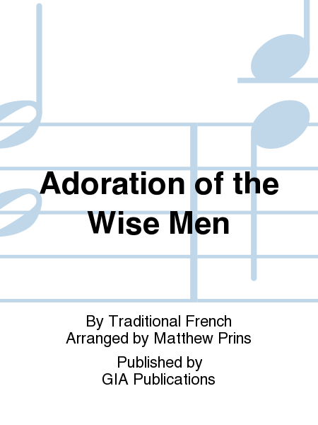 Cover of Adoration of the Wise Men