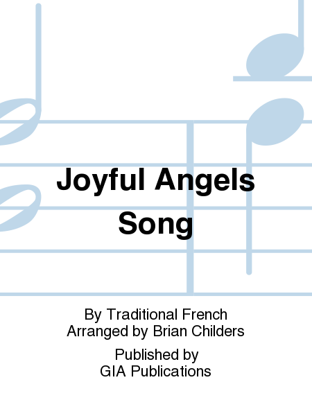 Cover of Joyful Angels Song