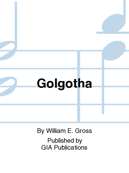 Cover of Golgotha