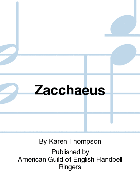 Cover of Zacchaeus