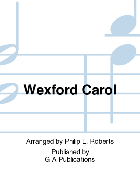 Cover of Wexford Carol