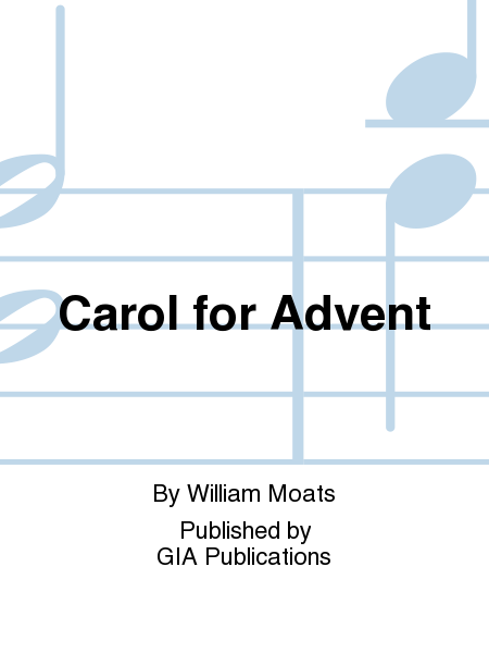 Cover of Carol for Advent