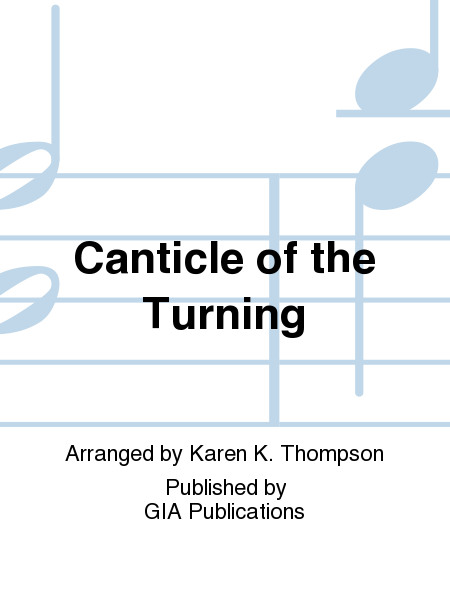 Cover of Canticle of the Turning