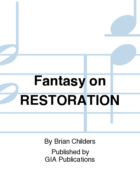 "Cover of Fantasy on ""Restoration"""