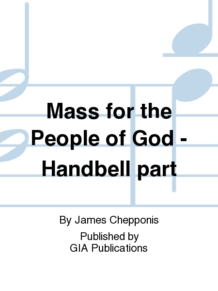 Cover of Mass for the People of God