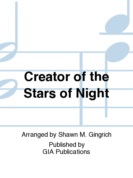 Cover of Creator of the Stars of Night
