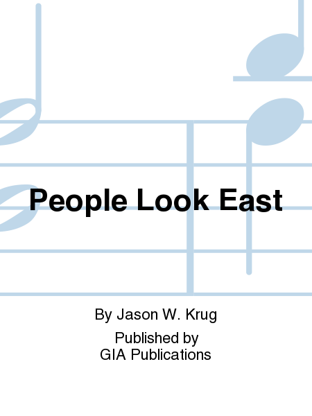 Cover of People, Look East