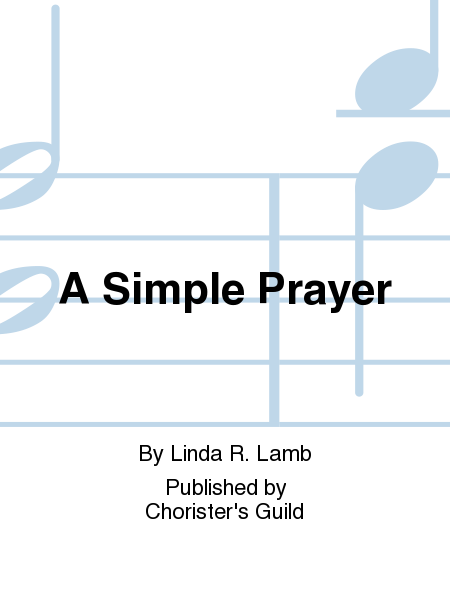 Cover of A Simple Prayer