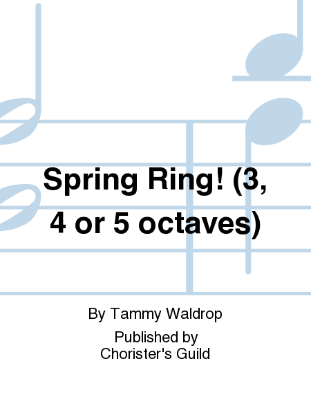 Cover of Spring Ring!