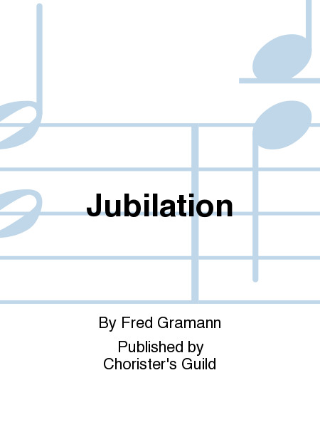 Cover of Jubilation