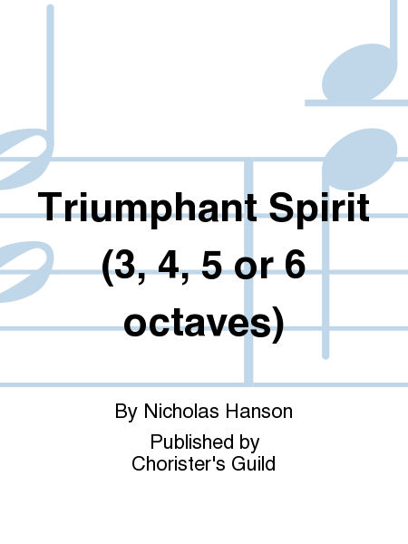 Cover of Triumphant Spirit
