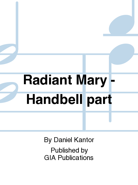Cover of Radiant Mary