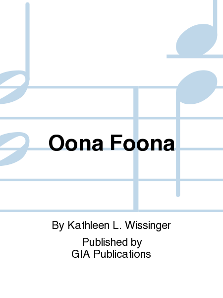 Cover of Oona Foona