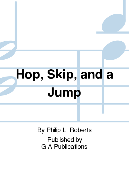 Cover of Hop, Skip, and a Jump