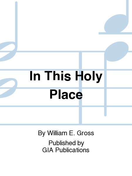 Cover of In This Holy Place