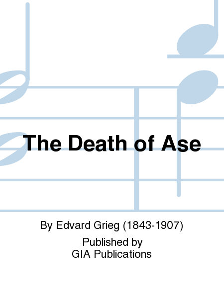 Cover of The Death of Ase