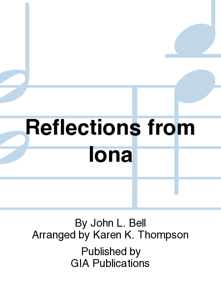 Cover of Reflections from Iona