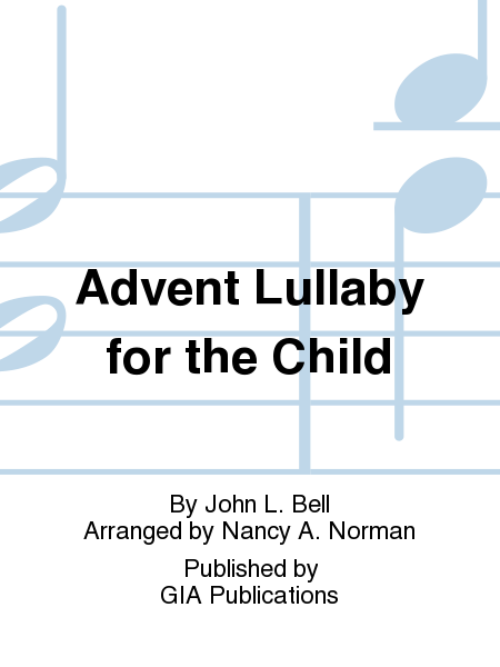 Cover of Advent Lullaby for the Child