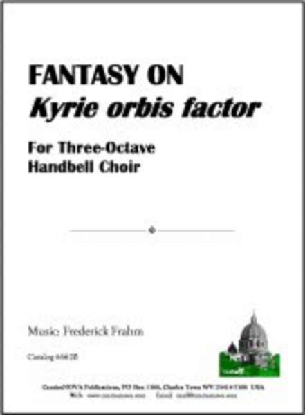 Cover of Fantasy on 'Kyrie orbis factor'