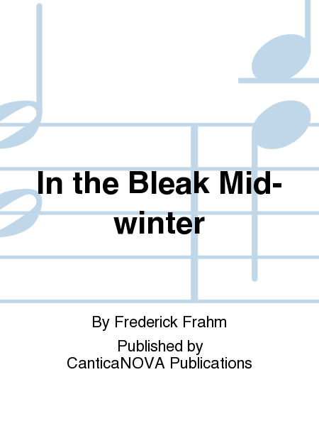Cover of In the Bleak Mid-winter