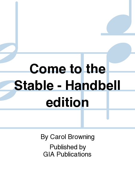 Cover of Come to the Stable