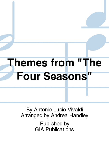 "Cover of Themes from ""The Four Seasons"""