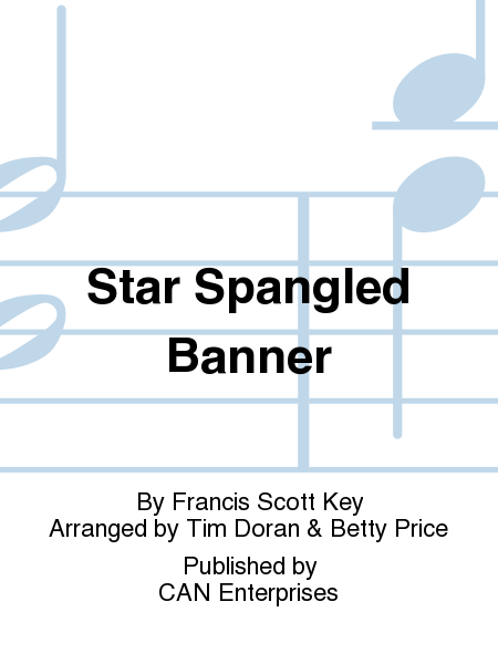 Cover of Star Spangled Banner