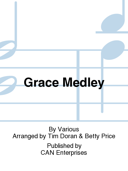 Cover of Grace Medley