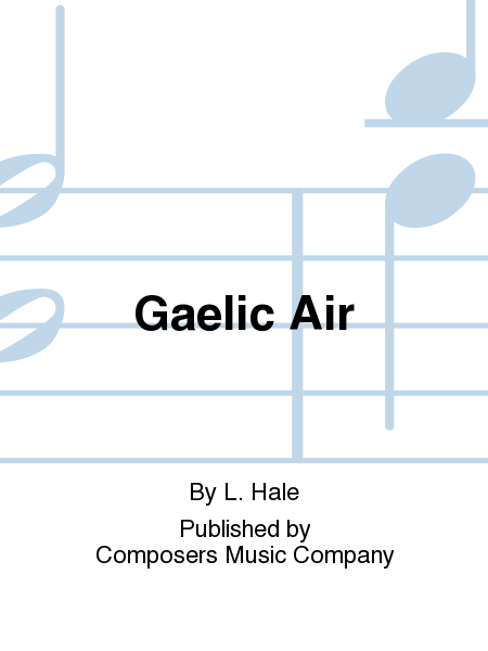 Cover of Gaelic Air