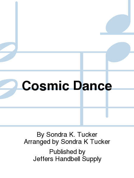 Cover of Cosmic Dance