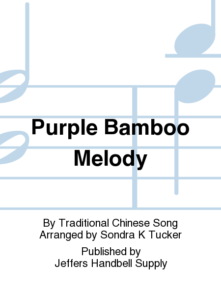 Cover of Purple Bamboo Melody
