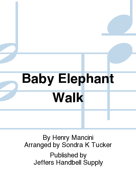 Cover of Baby Elephant Walk