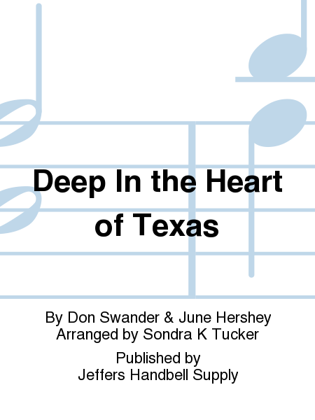 Cover of Deep In the Heart of Texas