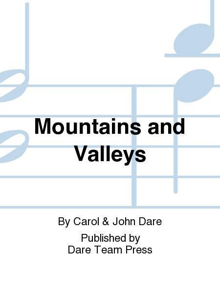 Cover of Mountains and Valleys
