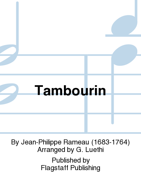 Cover of Tambourin