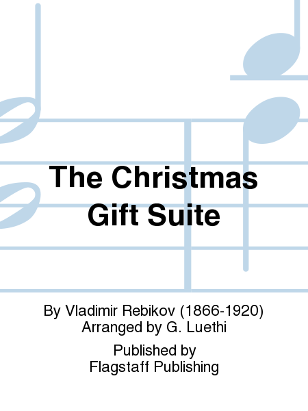 Cover of The Christmas Gift Suite