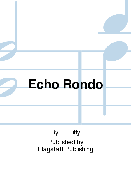 Cover of Echo Rondo